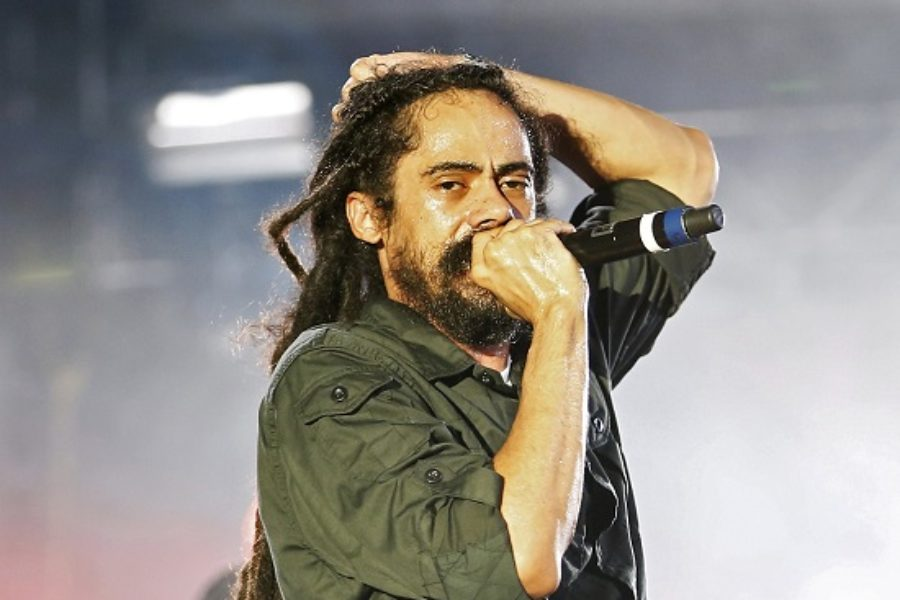 """South Africa: Damian """"JR.Gong"""" Marley To Perform In Johannesburg!"""